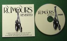 MOJO Rumours Revisited Fleetwood Mac Album Tribute Staves Dutch Uncles + CD
