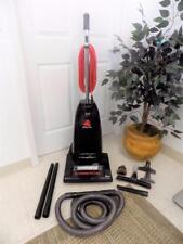 DELTA FBP-HD2 COMMERCIAL UPRIGHT VACUUM CLEANER WITH HOSE & ACCESSORIES