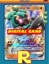 Marshadow GX - Promo SM59 - for Pokemon TCG Online (DIGITAL ptcgo in Game Card)