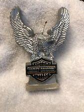 Vintage Harley Davidson Eagle Candle