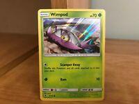 SM GUARDIANS RISING WIMPOD 8//145 HOLO PROMO Pokemon