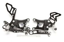YAMAHA YZF600 R6 REARSETS,R6 PP TUNING REARSETS,ROAD SHIFT,R6 REARSETS,2006-2016