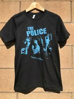 (Officially Licensed)  The Police t shirt