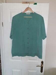 Vintage jacques vert Blouse size22 plus