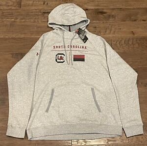Under Armour South Carolina Gamecocks Rare On-Field Sz.XL Player Issue Hoodie