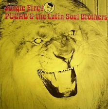 PUCHO & THE LATIN SOUL BROTHERS - Jungle Fire! - Vinyl (LP)