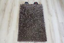 Alfombra de baño alfombra de baño langflor 70x120cm Marrón MAURICIO