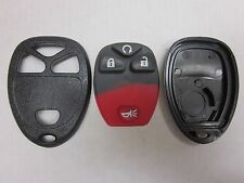 NEW 4 BUTTON REPLACEMENT KEYLESS REMOTE KEY FOB CASE SHELL REPAIR KIT 20952474
