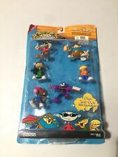 Cartoon Network Codename Kids Next Door Series 1 MICROS figures NEW NIP K2161