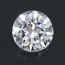 .55 carat GIA Certified Diamond I VS1 Round Brilliant Cut 1/2 ct Solitaire