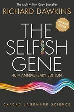The Selfish Gene by Richard Dawkins (2016, Paperback, Anniversary)