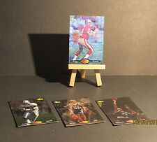 1995 Images Four Sport Player of the Year Set Young Hill O'Neal Smith