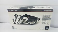 DJ Hero Turntable PS3 PS2 pre game No Dongle