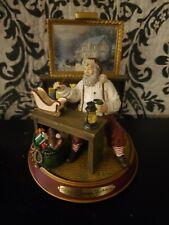 """Thomas Kinkade Light Up The Holidays """"The Gift of Christmas"""""""