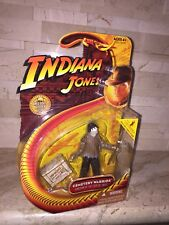 INDIANA JONES KINGDOM OF THE CRYSTAL SKULL CEMETERY WARRIOR FIGURE