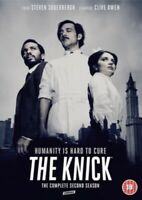 Neuf The Knick Saison 2 DVD
