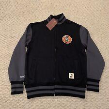 Boston Celtics Track Jacket Sweatshirt NWT New NBA Mitchell & Ness Mens Small