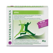 ZINC en stick x30 facile à prendre sans eau pour immunité cheveux ongles peau