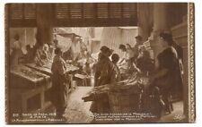 salon de paris 1914 , a.pinta , la poissonnerie vieille à marseille