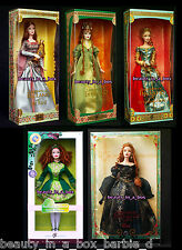Bard Barbie Doll Spellbound Lover Faerie Queen Aine Legends of Ireland Irish 5G
