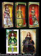Bard Barbie Doll Spellbound Lover Faerie Queen Aine Legends of Ireland Irish 5G