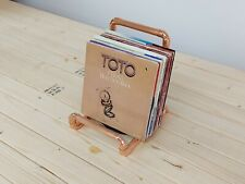 Copper Pipe Vinyl 7 inch 12 inch LP Record Stand Storage Holder Pipe