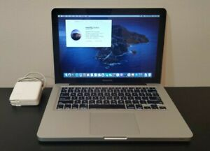 "Apple A1278 MacBook Pro Mid 2012 i7-3520M 2.9GHz 8GB RAM 750GB 13"""