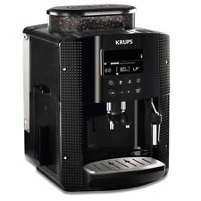 Cafetera Superautómatica Krups Milano Ea8150 15 bar negra