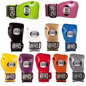 Cleto Reyes Boxing Gloves Adult Hook & Loop Sparring Gloves 12oz 14oz 16oz 18oz