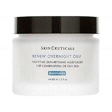 SkinCeuticals Renew Overnight OILY 2 oz / 60 ml New in Box Fresh