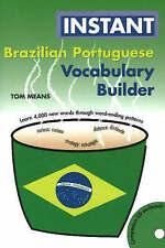 NEW Instant Brazilian Portuguese Vocabulary Builder (Portuguese Edition)