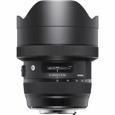 Sigma 12-24mm f4 DG HSM Art Lens for Nikon F Mount