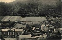 Hütten bei Königstein Elbe Ansichtskarte ~1910 Blick auf Gasthaus zum Bielatal