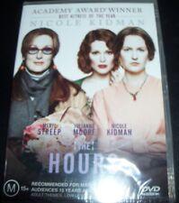 The Hours (Nicole Kidman Meryl Streep) (Australia Region 4) DVD – New