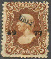 bw465.MEXICO.1874.5c vert laid PS watermark.URES.49-77.MOG.