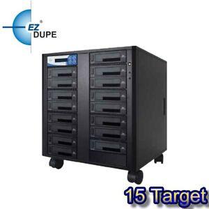 HDD Hard Drive SSD Duplicator EZ Dupe sanitizer eraser cloner copier