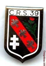 Obsolète. Compagnie Republicaine de Securité N° 39. Fab. Drago Paris