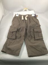 CHEROKEE Boy's like a brown color PANTS size: 12M  NWT 75% Cotton