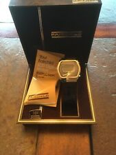 Vintage Fairchild 1970's  Men's LCD WATCH NEW IN BOX