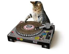 NEW Cat DJ Scratching Deck by Suck UK FREE SHIPPING