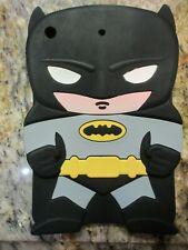 iPad Mini 3D Silicone Cartoon Batman Back Case Cover for iPad Mini EUC