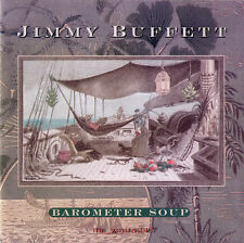Jimmy Buffett: Barometer Soup [1995]   CD