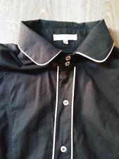camicia NARA nera cotone