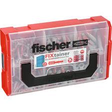 FISCHER FIXTAINER DUO POWER 210 PIECE SET 535968 WOOD & CHIPBOARD & STUD SCREWS
