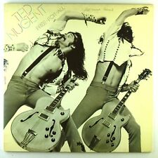 "12"" LP - Ted Nugent - Free-For-All - D1010 - cleaned"