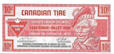 CANADIAN TIRE 2007 - 10 Cent Coupon (S29-07); Mint - FREE SHIPPING Canada & USA