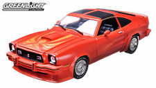 12879 Greenlight 1978 Ford Mustang II King Cobra 1:18 Scale NEW & BOXED