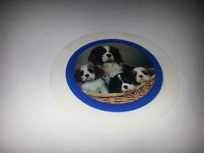 QTY 1 (ONE) TAX DISC holders - permit holders-- dog ref 16