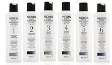 NIOXIN SCALP REVITALISER N°6 pour cheveaux moyens à épais visiblement clairsemés