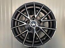 """Cerchi in lega Volkswagen Polo Golf 4 da 15"""" Nuovi Offerta Last Minute"""